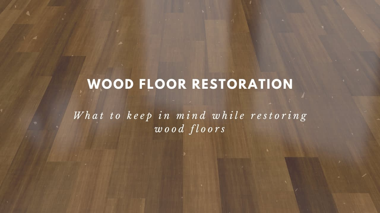 Wood Floor Restoration feature image